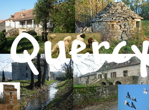 le Quercy en résumé photo